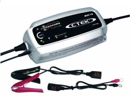 Amazon @Black Friday Blitzangebot: CTEK MXS 10 Automatik Batterie-Ladegerät (10 Ampere) fast 50% Billiger!!!