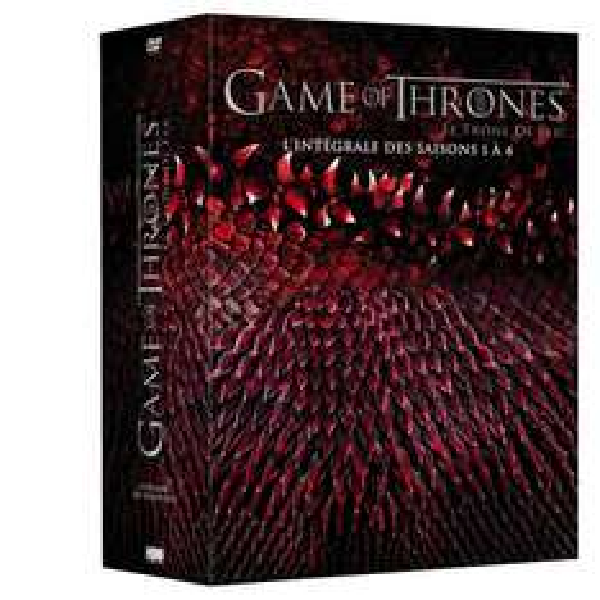 [Amazon.FR] Sammeldeal Serien-Boxen (Blu-ray/DVD), z.B. Game of Thrones 1-4 ab 32,99€ - Preise zzgl. ca. 4€ VSK
