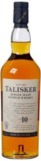 Talisker 10 Jahre Single Malt Scotch Whisky für 27,49€!