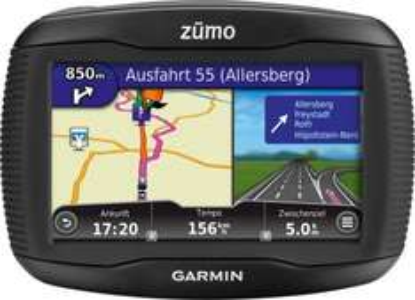 [Expert] Garmin Zumo 390LM Plus Motorradnavigation