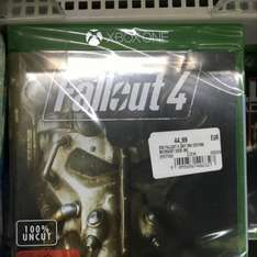 [lokal] Media Markt Potsdam Fallout 4 Xbox One/PS 4 44,99