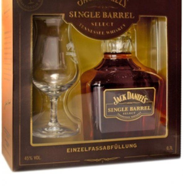 Jack Daniels singel Barrel