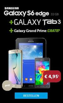 @BlackFriday Sparhandy Smart L Classic - + S6 64 GB [oder edge 32 GB] + Tab 3 + Grand Prime