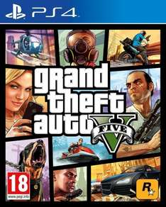 Grand Theft Auto V - [PlayStation 4] (Amazon.fr)