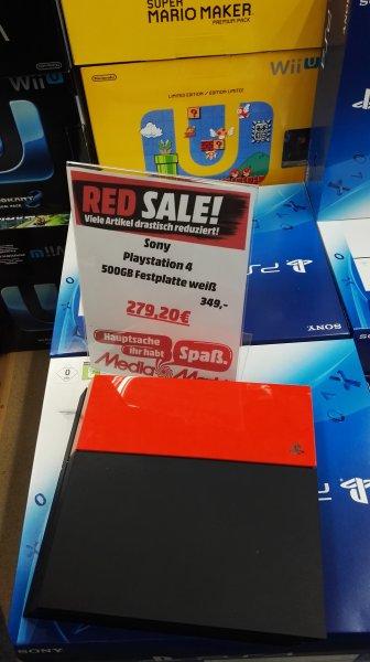 [LOKAL Essen] Playstation 4 für 279,20€