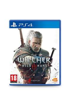 The Witcher 3 - Wild Hunt - Playstation 4 für 35,99 Euro
