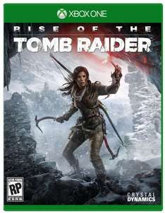 Rise of The Tomb Raider für 36,29€ (XBOX ONE)
