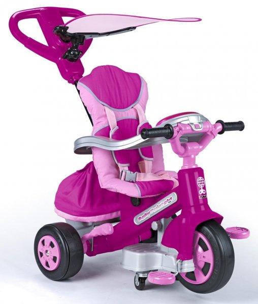 (Amazon WHD) Feber 800007099 - Dreirad Baby Twist Mädchen