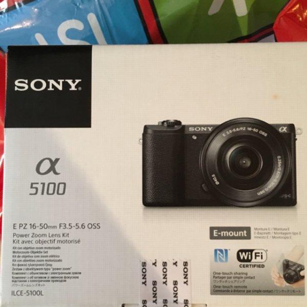Sony Alpha 5100LB Systemkamera + Objektiv (Media Markt Lichtenfels, statt 499€)