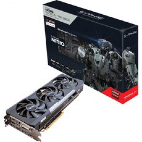 [ALTERNATE] Sapphire Radeon R9 390X Nitro mit Backplate