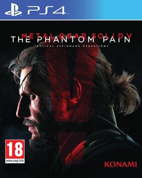 Metal Gear Solid V: The Phantom Pain (PS4) für 31,60 EUR inkl. VSK