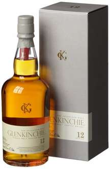 [Amazon Blitzangebot] Glenkinchie 12 Jahre Single Malt Scotch Whisky (1 x 0.7 l) für 21,99 [Prime/Buch] !