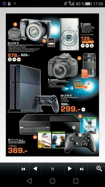 (lokal HH / Norderstedt) Playstation 4 1TB für 299€