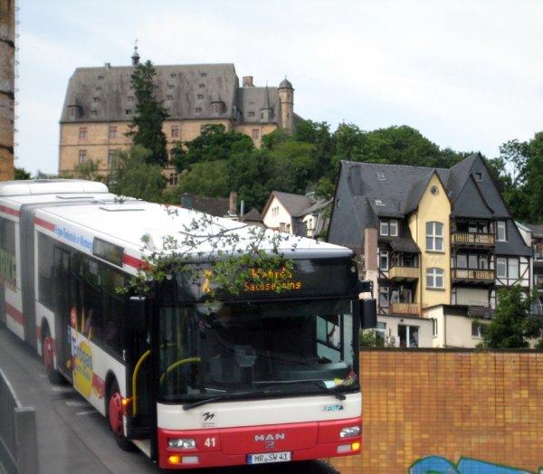 [Lokal Marburg] Gratis Bus fahren an Advents-Samstagen
