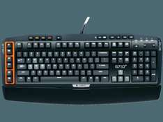 Saturn---Logitech G710 Mechanical Gaming Keyboard (QWERTZ Tastaturlayout] für 74,-€ mit Newslettergutschein