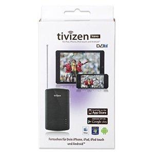 Real Online Tivizen DVB-T Empfänger nano für Android und iOS