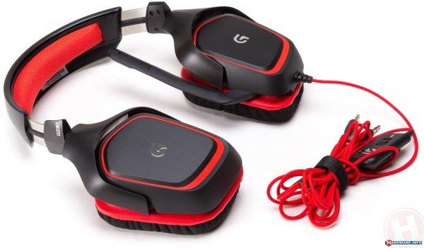 LOGITECH G230 Headset (mit Newsletter Gutschein 28€)