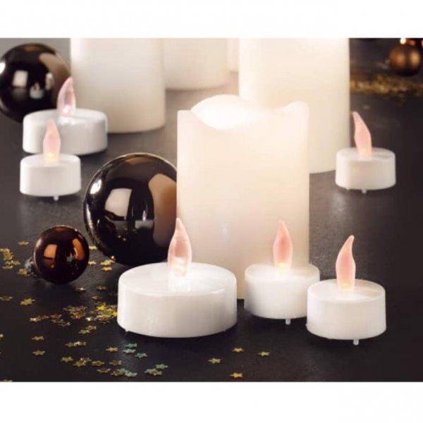 [ostermann.de] 20 % auf Weihnachtsschmuck und Deko und Versandkostenfrei ohne MBW viele Artikel ab 0,40€  LED Teelichter für 72 Cent