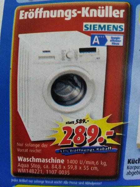 Siemens Waschmaschine A+++ Lokal Roller Augsburg