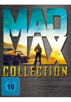 [Blu-ray] Mad Max Collection (Teil 1 - 4) 24,94€ @ Alphamovies