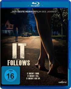 It Follows [Blu-ray] für 11,99€ @amazon und Müller