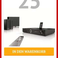 [Online Dealclub] Loewe Home Cinema Set 2.1, Blu-Ray Player+2 Satelittenl.+Subwoofer, 3D usw. 888€ inkl. Versand (statt 999€)