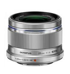 "Olympus M. zuiko 25mm 1.8 mft 196,96 Euro (Amazon WHD ""sehr gut"")"