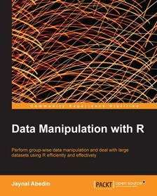 "Kostenloses E-Book ""Data Manipulation with R"" (1. Auflage)"