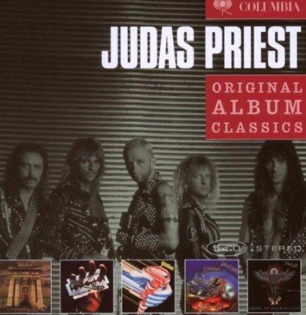 Amazon Prime : CD Judas Priest - Original Album Classics 5 er Box-Set - Nur 9,99 €