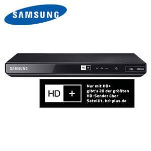 Samsung GX-SM540SH HD Sat Receiver inkl. Hd+ Karte (ohne Gewähr) - Refurb-