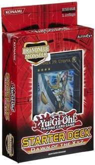 "Yu-Gi-Oh! Starter-Deck 2011 ""Dawn of the XYZ"" für 3,95€ bei Amazon"