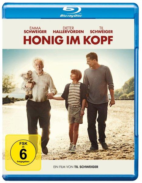 [Amazon] Honig im Kopf (DVD 5,97€, Blu-Ray 8,97€)