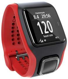 TomTom GPS Sportuhr Runner Cardio @Amazon.fr Cyber Monday