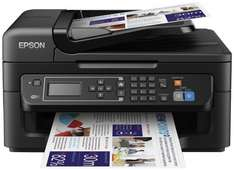 [Amazon.co.uk Cyber Monday] Epson WorkForce WF-2630WF Tintenstrahl-Multifunktionsgerät (Drucker, Scanner, Kopierer, Fax, WiFi) für 52,13 €