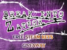 [Steam] Break Into Zatwor mit Sammelkarten! @gleam.io (AUFGESTOCKT)