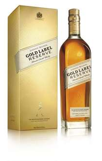 Johnnie Walker Gold Label Reserve Blended Scotch Whisky (1 x 0.7 l)@AMAZON