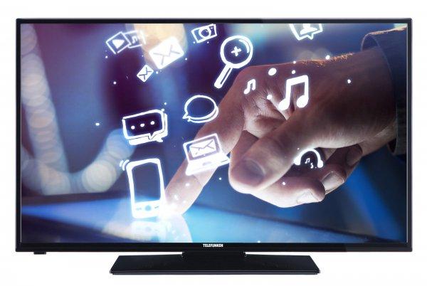 """Cyber Monday @ eBay: Telefunken D39F265R3C LED Fernseher 39"""" Zoll 99cm TV Full HD DVB-T/C/S2 SmartTV @ 279,99 Euro inkl. Versand"""