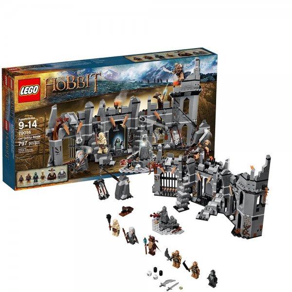 Lego The Hobbit - 79014 Schlacht von Dol Guldur bei amazon.fr für 65,64 €