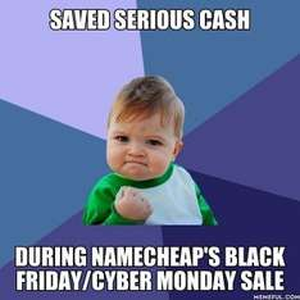[namecheap] günstige Domains, Web Hosting, SSL-Zertifikate etc. mit bis zu 98% Ersparnis @Cyber Monday