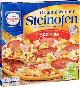 [Kaufland Super-Weekend] Original Wagner Steinofen-Pizza, verschiedene Sorten 03.12.-05.12.