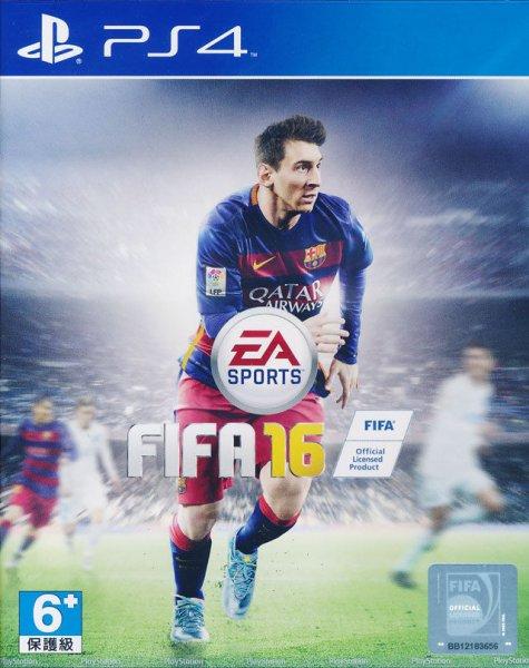 FIFA 16 PS4 Asia-Version Englisch für ~29€ inkl. Versand aus UK