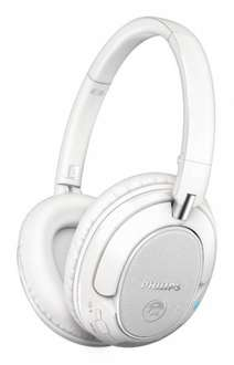 Philips Bluetooth NFC Kopfhörer Over-Ear SHB7250WT 49,95€ + 5,95€ Vk