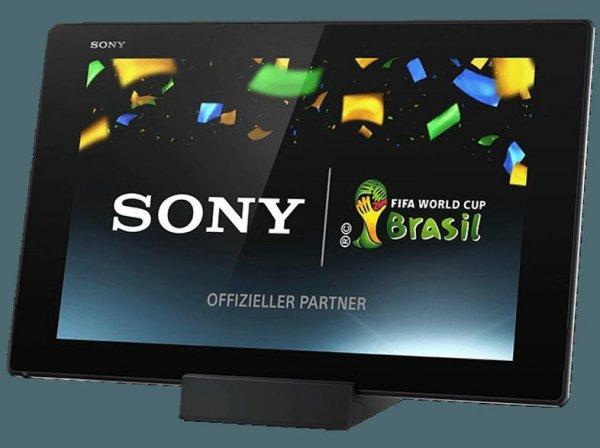 [MediaMarkt] Sony Xperia Z2 Tablet inkl. inkl. Ladestation DK 39