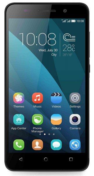 @Cyber Monday: Blitzangebot Honor 4X Smartphone (5,5 Zoll (14 cm) Touch-Display, 8 GB Speicher, Android 4.4) schwarz für EUR 165,00