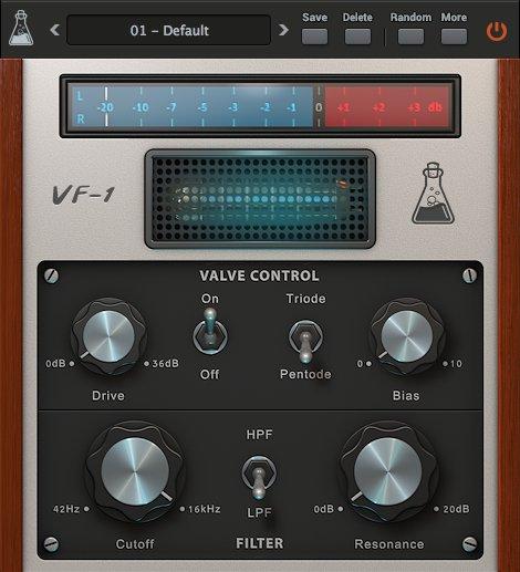Valve Filter VF-1 Kostenlos bei Bedroomproducerblog anstatt 25 Euro