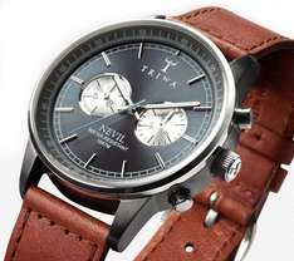 Triwa Nevil Armbanduhr/Chronograph verschiedene Modelle ab 124,50€ [Rocket. Shop]