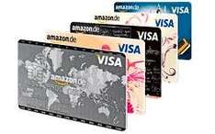 Amazon 75 € Startgutschrift - Visa Kreditkarte wieder verfügbar!