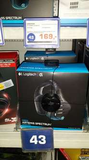 Logitech G933 Artemis Spectrum wireless 7.1 Surround Sound Gaming Headset (Lokal)