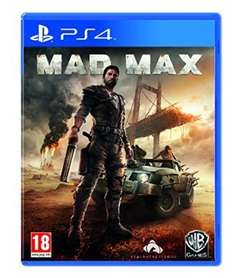 [amazon.co.uk] Mad Max PS4 für 30,74€ inkl. Versand