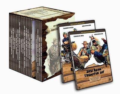 [ebay] 20 DVD MONSTER-BOX Reloaded Bud Spencer und Terrence Hill